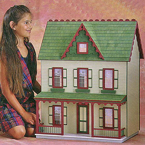 Real Good Toys Vermont Farmhouse Jr Kit  - Scale Farmhouse Kit Shopping Results