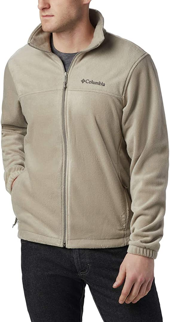 Medium and Small New Mens Columbia Steens Mountain 2.0 Full Zip Fleece Jacket