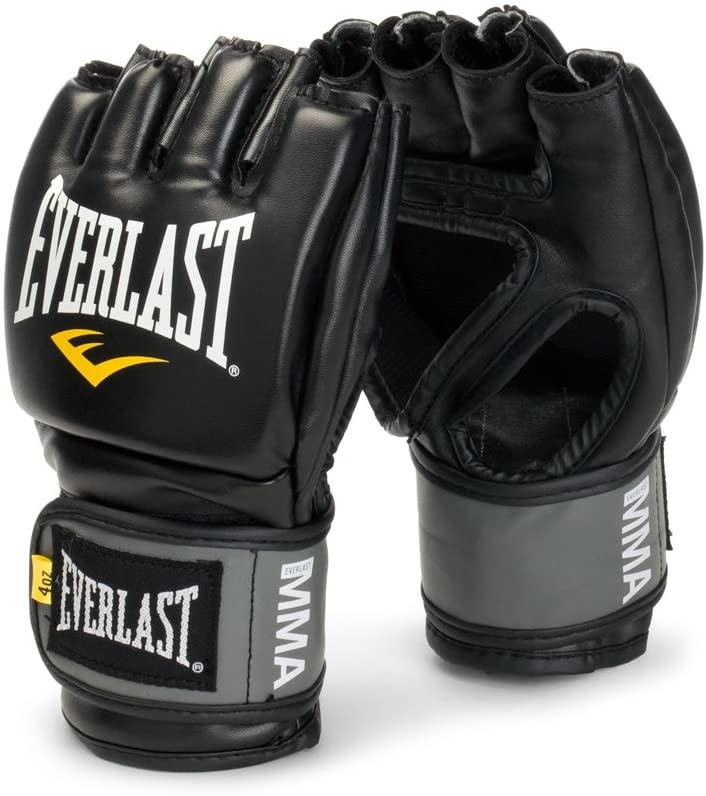 Everlast Pro Style MMA Grappling Gloves : Training Boxing Gloves : Sports & Outdoors