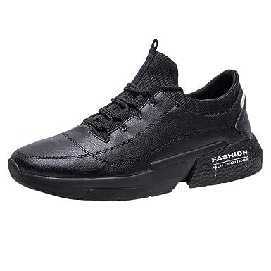7e7cd0d1f5726 Amazon.com: Oliviavan Men's Fashion Walking Shoes Outdoor Casual ...