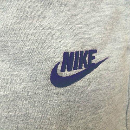 Nike Foundation Sweat à Capuche en Polaire pour Homme avec Fermeture Éclair  Survêtement Top Veste Petit Gris  Amazon.fr  Sports et Loisirs c545808412d3
