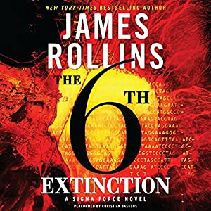 The 6th Extinction Audiobook