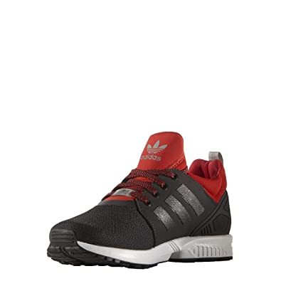9eddfc99c adidas ZX Flux NPS Updt Men s Sneakers black red Size 8.5 (UK) 42.2 ...