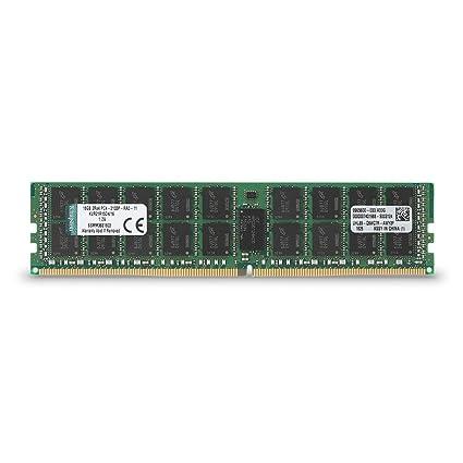 Kingston KVR21R15D4/16 - Memoria RAM de 16 GB (2133 MHz DDR4 ECC ...