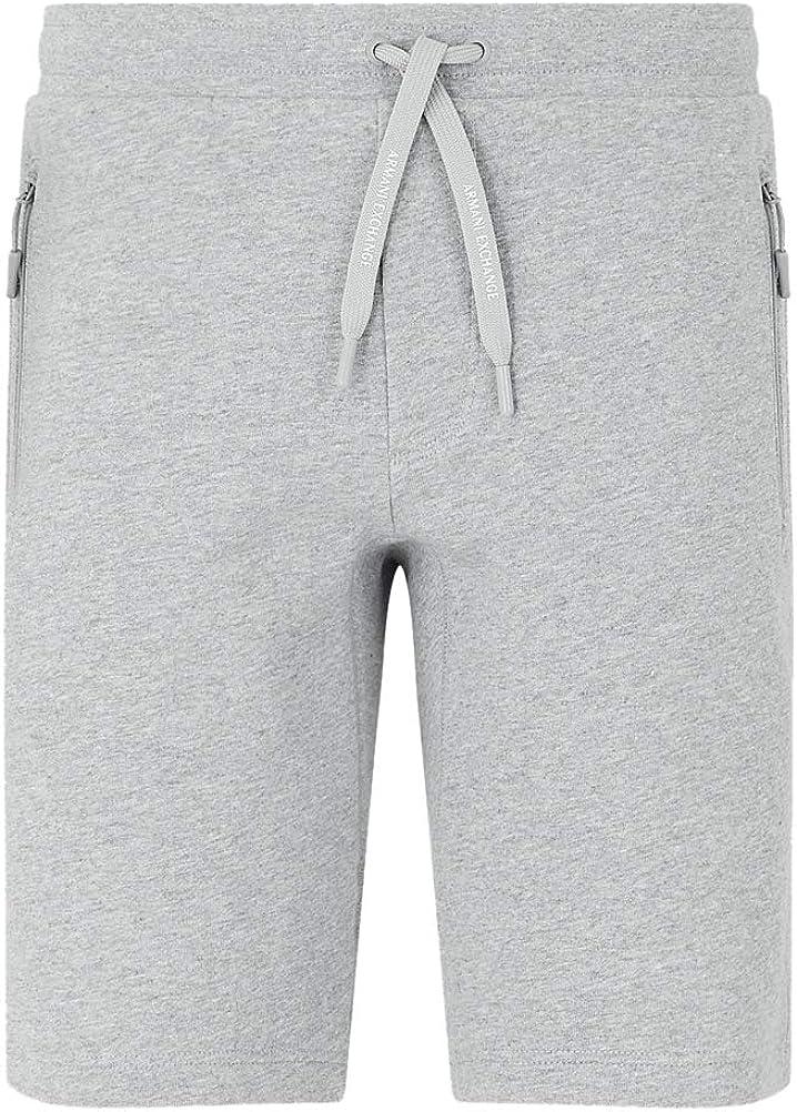 Armani Exchange French Terry Pantalones Cortos para Hombre