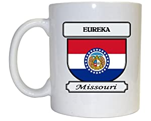 Eureka, Missouri (MO) City Mug