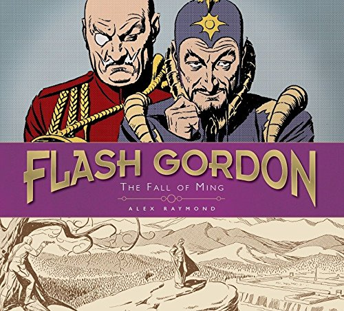 The Fall of Ming (Flash Gordon) ()