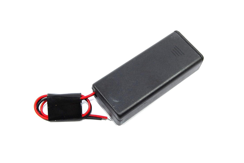 2xAAA Battery Box DC Switch 3V Slide Arduino Shield Raspberry Pi Unbranded/Generic
