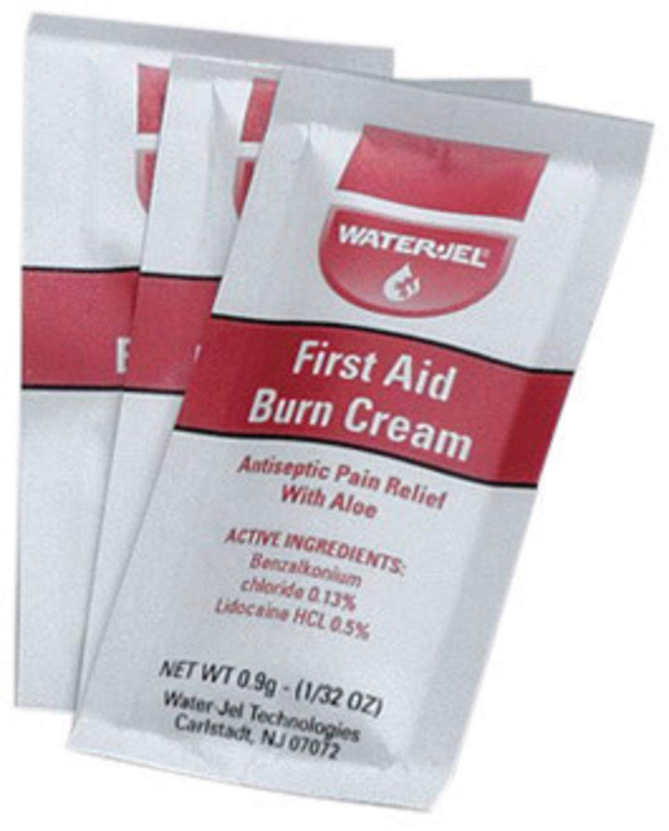 Water-Jel Technologies .9 Gram Burn Cream (1728 per Case)