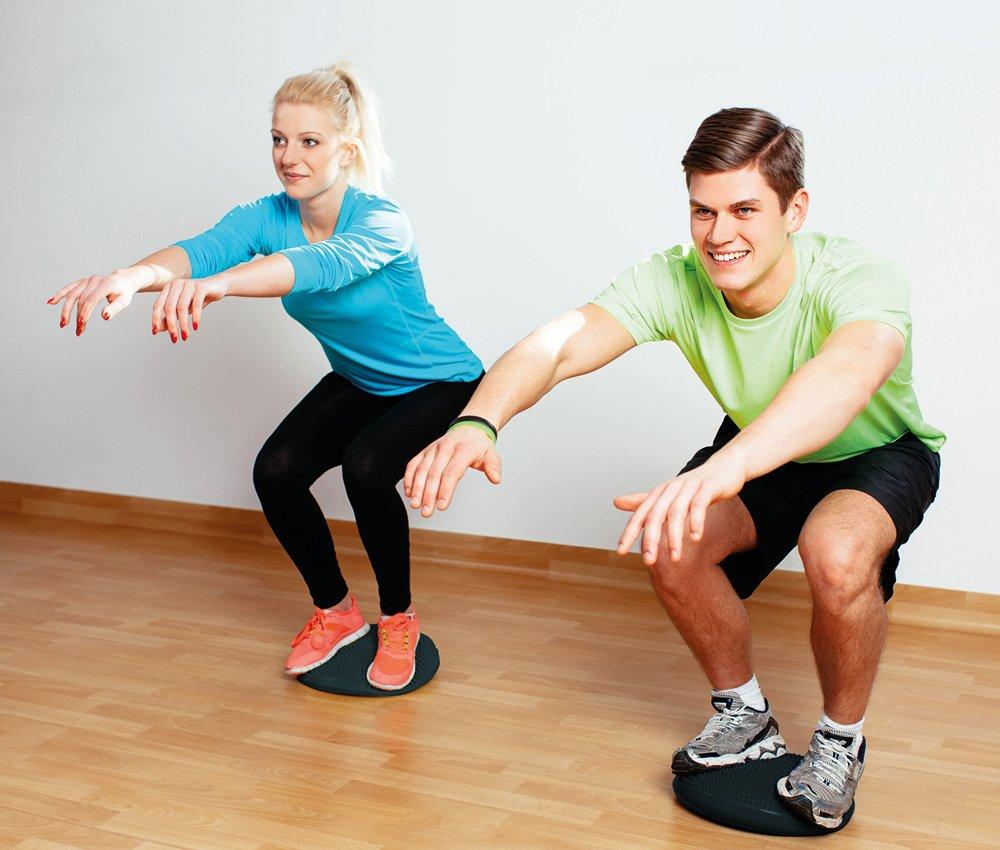 Balancekissen Übungen