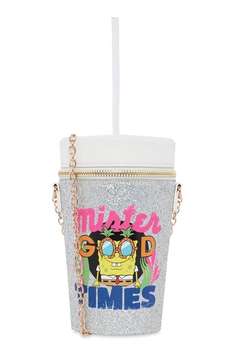 Primark - Bolso bob esponja traje de Soda bebida taza de ...