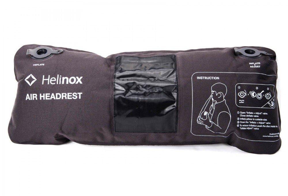 Helinox Headrest Air Pillow - fits Chair 2, Sunset, Beach Big Agnes