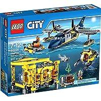 LEGO City Deep Sea Operation Base Set