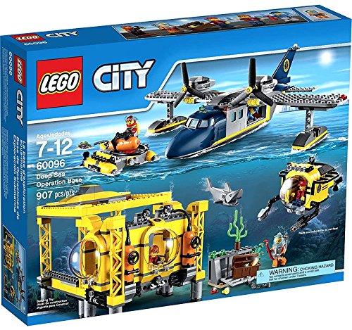 5 opinioni per Lego City 60096- Base Sottomarina