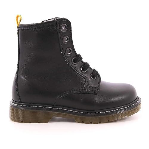 BALOCCHI 981800 26/29 Marty Botines Negros con Cordones Anfibios niña 29: Amazon.es: Zapatos y complementos