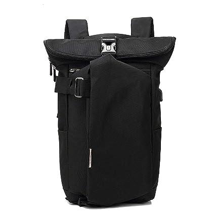 39c4d6cdcc04 Amazon.com: MEI Business Briefcase Men's Backpack Student Bag USB ...