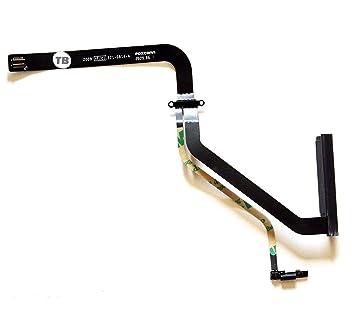Laptop-Accessories 821-0814-A - Cable para unidad de disco duro interno A1278 para Macbook Pro unibody de 13,3