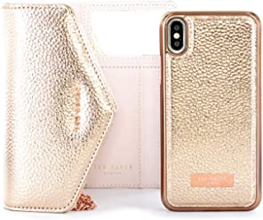 Ted Baker Fashion Crossbody Case for iPhone Xs Max, Protective Cover for iPhone Xs Max