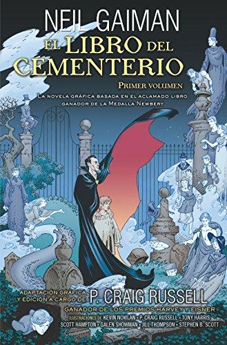 El libro del cementerio (Novela gráfica Vol. I): Adaptación gráfica y edición
