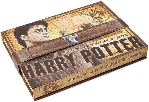 The Noble Collection Harry Potter Caja de artefactos