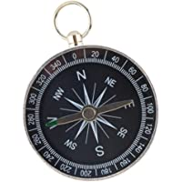 MagiDeal Mini Iron Pocket Outdoor Hiking Camping Compass 44mm for Hiker Adventurer Accessory