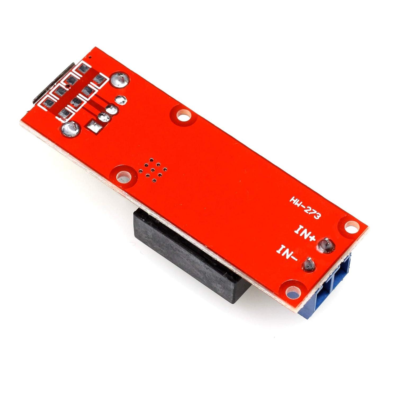 7-24V Eingangsspannung 5V 3A DC//DC-Wandler mit USB-Port KIS3R33S Step-Down Modul