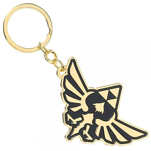 The Legend of Zelda Royal Crest Symbol Metal Porte-Clés