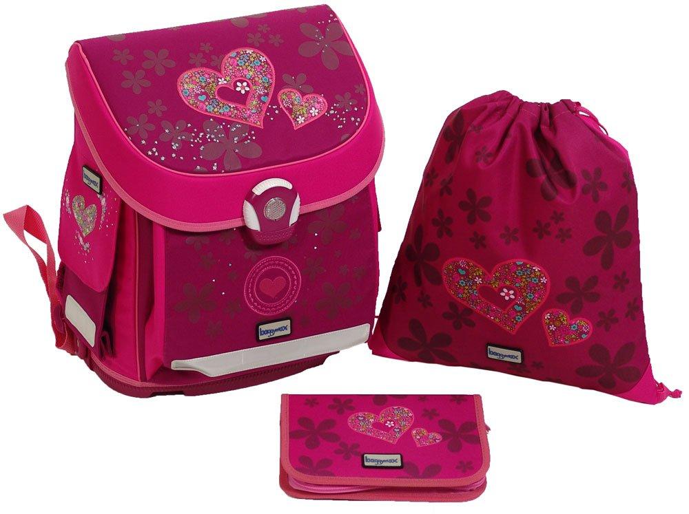 40% de descuento Licencia Licencia Licencia baggymax astuto Lovely Hearts Set de material escolar  protección post-venta