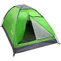 yodo Lightweight 2 Man Tent Camping Dome Backpacking Tent with Carry Bag