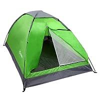 Yodo Tente de camping/randonnée pour 2 personnes avec sac de transport