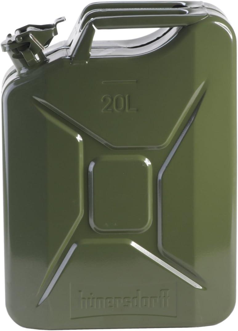 5 X 20 Liter BENZINKANISTER KRAFTSTOFFKANISTER ROT  20L UN-ZULASSUNG NEUWARE