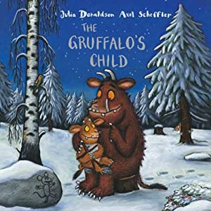 The Gruffalo's Child Audiobook