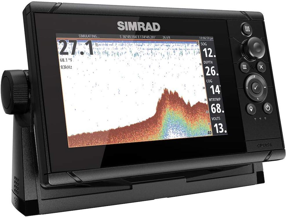 Simrad Cruise 5 - Rueda con Diagrama básico, Cruz 5.: Amazon.es ...