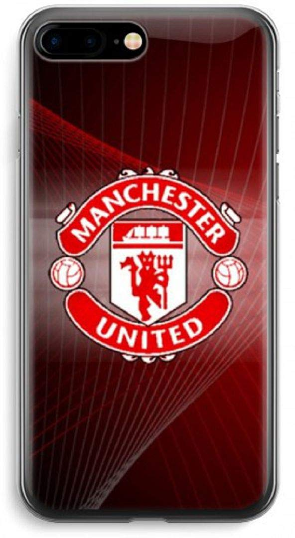 Inspired by Manchester united silicone iPhone case Manchester united phone silicone case 7 plus iPhone X XR XS Max 8 6 cover 6s 5 5s se slim silicone case for Apple iPhone poster print