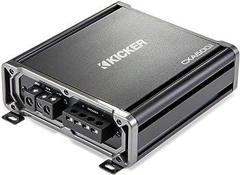 Kicker 43CXA600.1 600W Subwoofer Amplifier