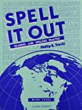 globe spell it out blue level txt consum 1991c