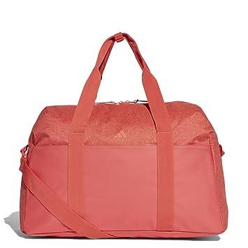893a052da6 Adidas Women ID Duffel Team Bag - Trace Scarlet Ash Grey Trace Scarlet