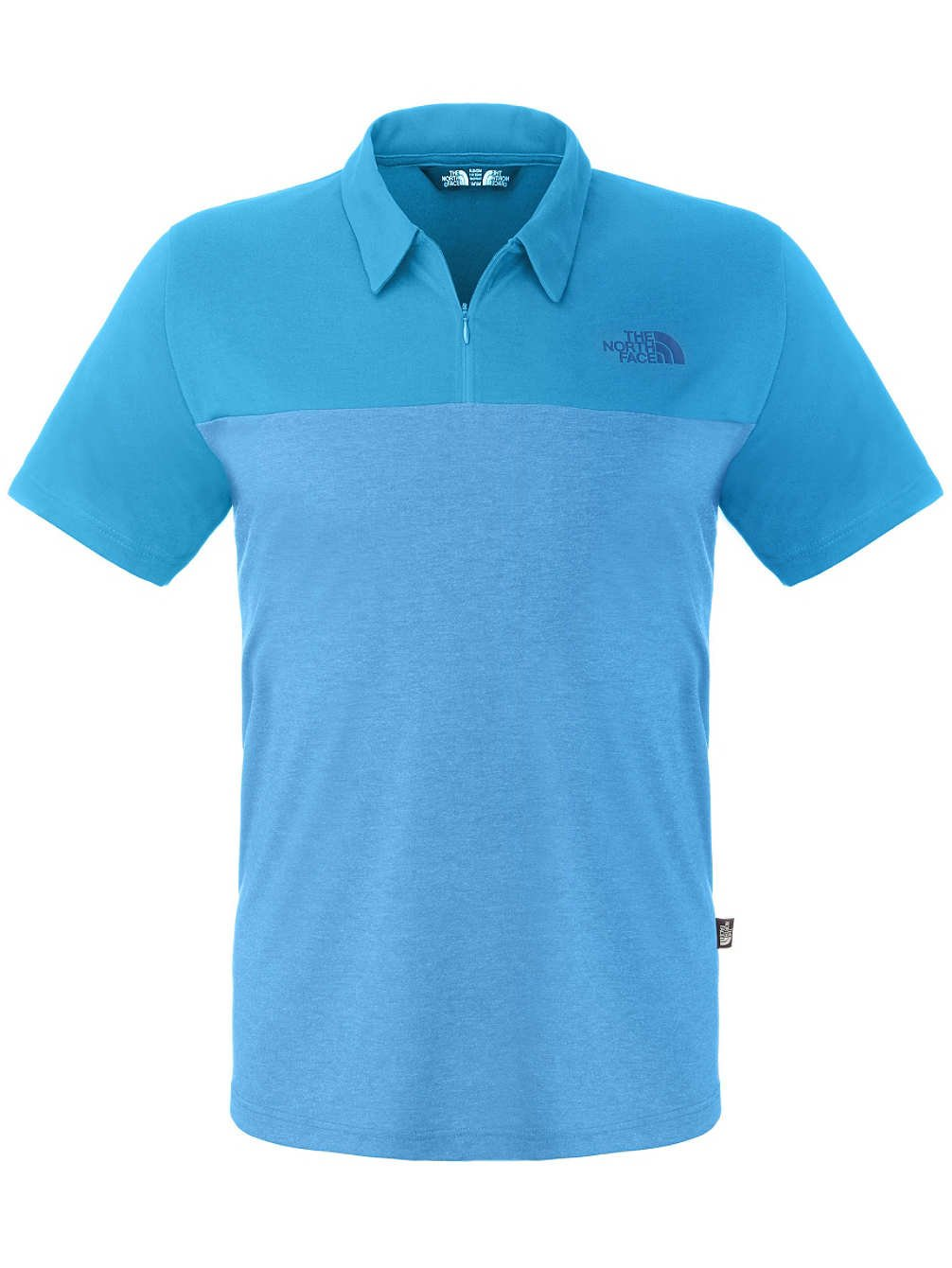 The North Face Polos M S/S Technical Polo Blue L: Amazon.es ...