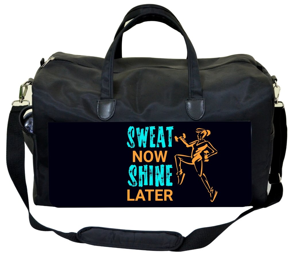 Sweat Now Shine Later-Jogger Weekender Bag