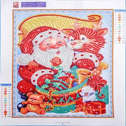 bloatboy_5D Diamant Malerei 5D - Juego de Pintura con Forma de Diamante, para Manualidades, Manualidades, Regalo, Navidad, 30 x 30 cm: Amazon.es: Juguetes y juegos