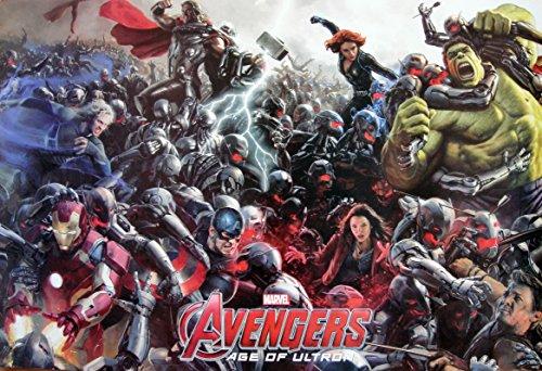 The Avengers Age Of Ultron 2015 24x35 Buy Online In Gibraltar At Desertcart