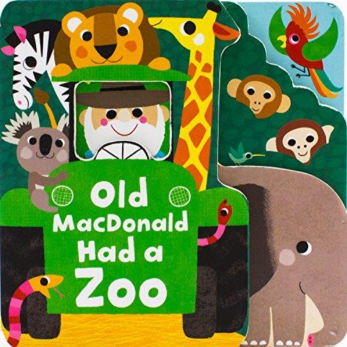 Old Macdonald Had A Zoo (Nursery Mix-Up) -