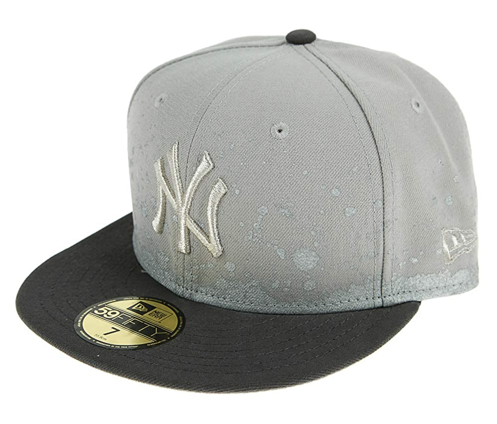 A NEW ERA Mujeres Gorras//Gorra Plana FL Pannel Splatter York Yankees 59Fifty