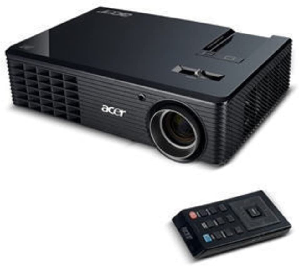 Acer X110p Dlp Projector Nvidia 3d Vision Ready 4000 1 2700 Ansi Lumens 800x600 Svga Discontinued By Manufacturer Amazon Co Uk Tv