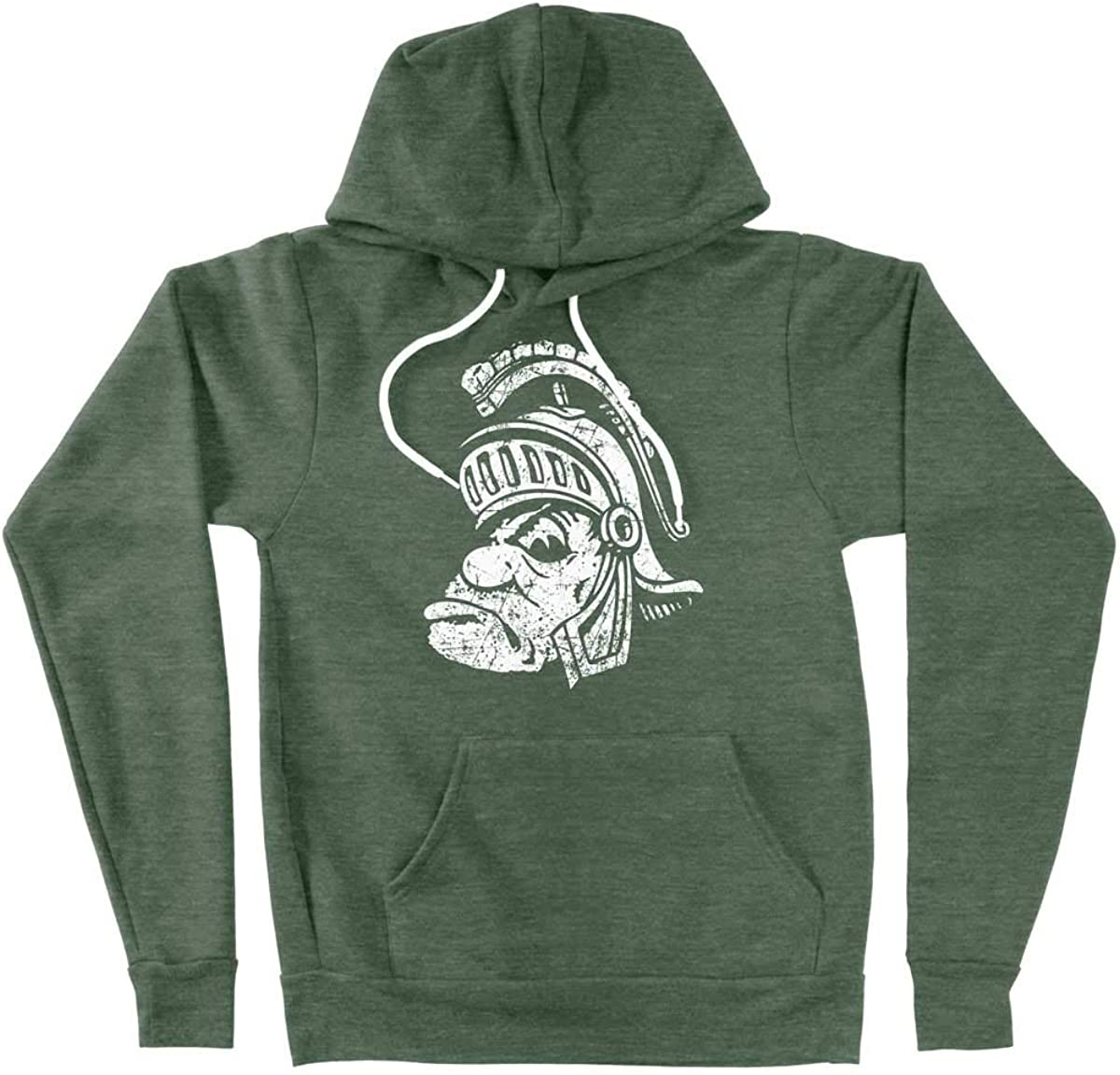 Michigan State Spartans Gruff Sparty T-Shirt Sweatshirt and Hoodie