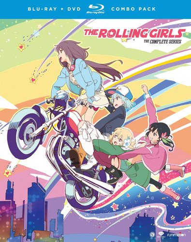 The Rolling Girls: The Complete Series [Blu-ray]