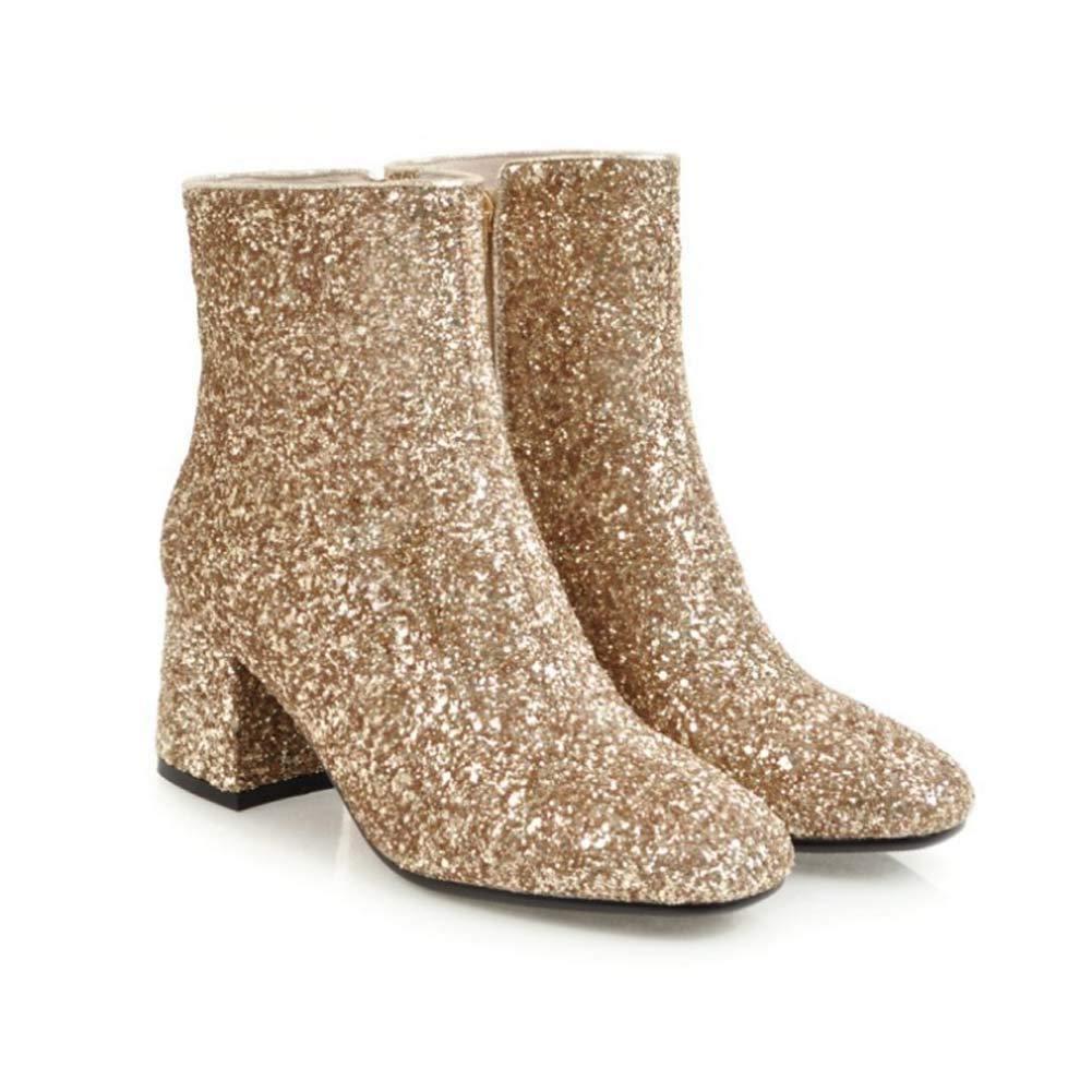 059e6f7a3c9 Amazon.com   HYLFF Women Ankle Boots