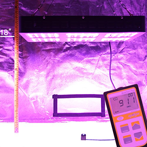 61l8QESoZzL - VIPARSPECTRA Reflector-Series 900W LED Grow Light Full Spectrum for Indoor Plants Veg and Flower