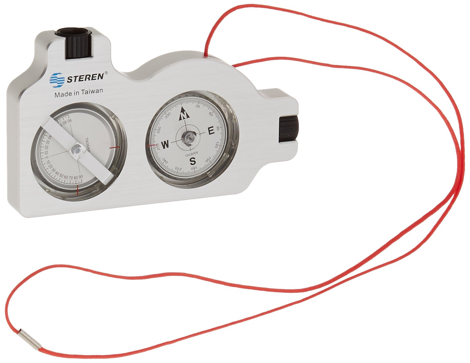 STEREN 203-661 STRN203661, Inclinometer/Compass Satellite Angle Finder