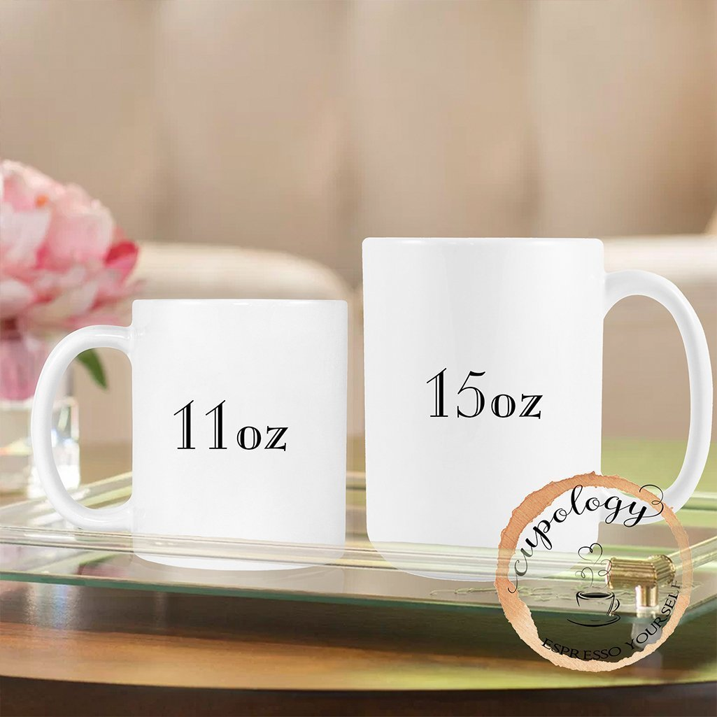 Best Friends Long Distance State Coffee Mug with Quote, Personalized, All States, Countries and Provinces, 11oz or 15oz by Cupology (Image #4)